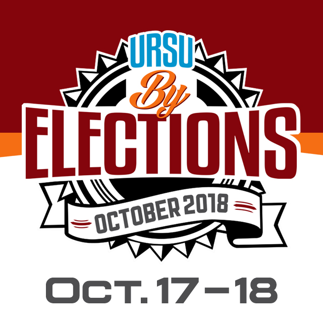 2018 URSU Fall By-Elections Unofficial Results