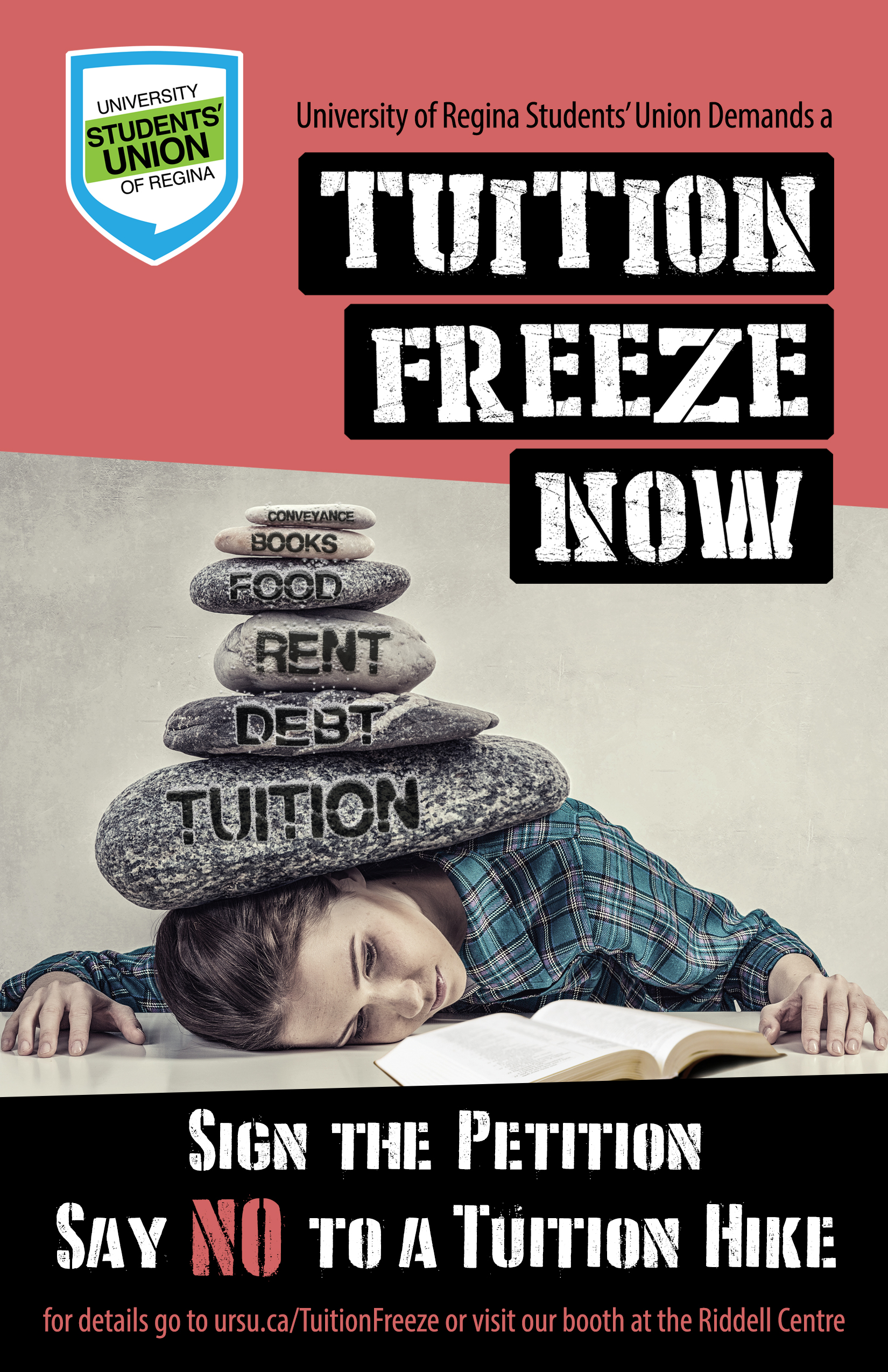 URSU Demands a Tuition Freeze