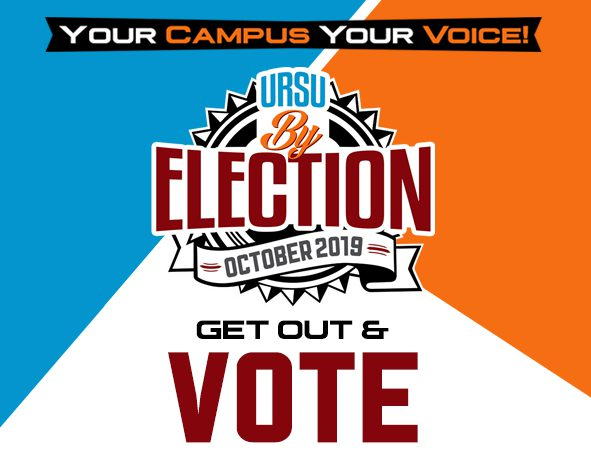 Voting Begins Oct 16/17 for URSU By-Election