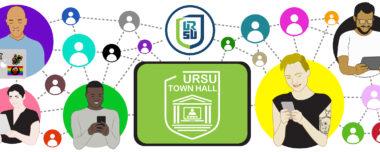 URSU Online Town Hall TOMORROW