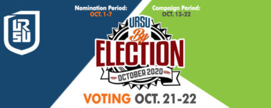 Candidates Announced for 2020 URSU By-Election