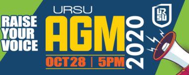 URSU AGM set for Oct 28th