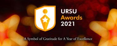 Show Some Love with URSU Awards 2021