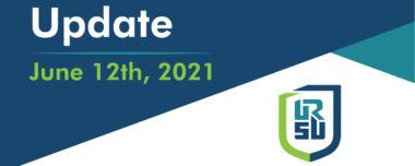 URSU President's Update - June 12, 2021