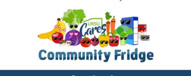 Announcing URSU Cares Community Fridge